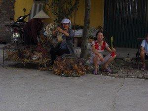 Ngan Khieu, marchande d epoulet
